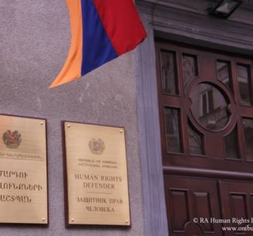 The Human Rights Defender received complaints on the incident of violence against children: the teacher was reprimanded