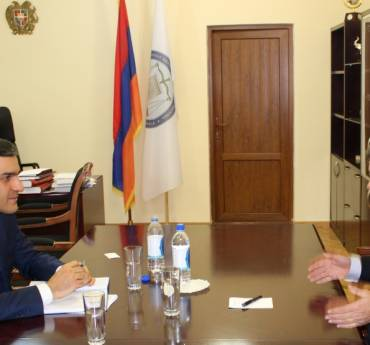 The Human Rights Defender had a meeting with the Ambassador of the Republic of Poland
