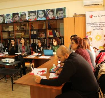 Representative of the Defender presented the principles of proper coverage in regard to problems of persons with disabilities