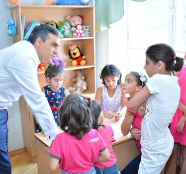 The Human Rights Defender visited to the Gavar orphanage and got acquainted with its conditions on the spot