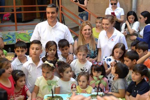 Երեխաների պաշտպանության միջազգային օրը, «Օրրան» բարեգործական կազմակերպությունում