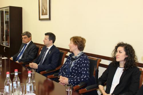 Լեհաստանի երեխաների իրավունքերի պաշտպանի այցը Հայաստան